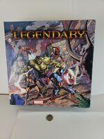 Upper Deck Marvel Legendary Deck Building Game Base set, Opened but not played