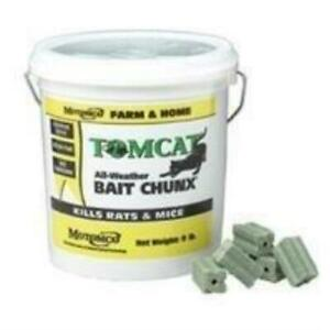 Motomco Tomcat All Weather Bait Chunx, 9-Pound by Monster Pets