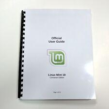 Linux Mint 18.3 User Manual. 57 Color Pages.  ShopLinuxOnline