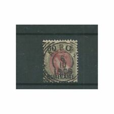 "Suriname 34 met ""ALBINA 1906"" stempel   VFU/gebr   CV ?? €"