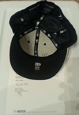 New listing 2014 NEW YORK YANKEES #45 TEAM ISSUED  CAP HAT STEINER MLB HOLOGRAM