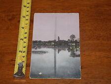 Postcard Vintage Washington Monument 1909