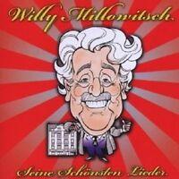 """WILLY MILLOWITSCH """"SEINE SCHÖNSTEN LIEDER"""" CD NEU"""