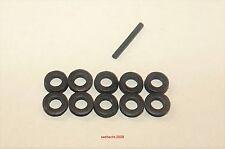"Ronson Varaflame spare parts, flat seals for 10 burner valve type ""B"", inside"