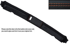 ORANGE STITCH TOP ROOF PANEL SKIN COVER FITS BMW E30 3 SERIES 84-93 CONVERTIBLE