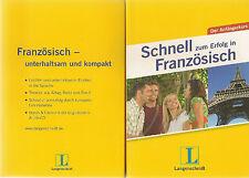 Langenscheidt Schnell zum Erfolg in Französisch Ungelesen OHNE CD
