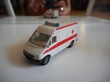 Siku Mercedes Sprinter Ambulance in White