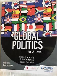 Politics A Level Global