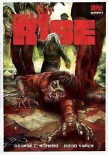 The Rise #1 Heavy Metal Magazine Night of the Living Dead Prequel Izzy's Comics