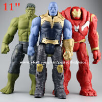 "Hulk Thanos Hulkbuster Marvel Avengers Legends Comic Heroes 11"" Action Figure"