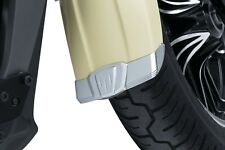 Kuryakyn 8769 Legacy Front Fender Skirt for '15-'19 Scout Models Chrome CLOSEOUT