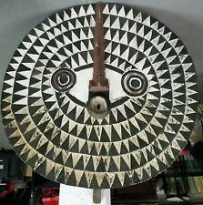 Máscara Burkina Faso. 80 Cm. de diámetro.