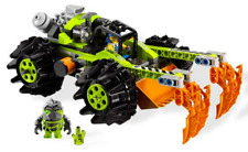 LEGO 8959 - Power Miners - Claw Digger - 2009 - NO BOX