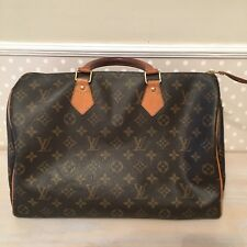 Bolso Tote Bag Sac Piel Leather Louis Vuitton Monogram