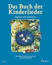 Das Buch der Kinderlieder von Ingeborg Weber-Kellermann (1997, Gebundene Ausgabe)