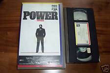 [3842] Power. Potere (1985) VHS Gere Hackman