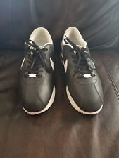 Nike cortez '72 Leather Black/White Shoes Mens 13