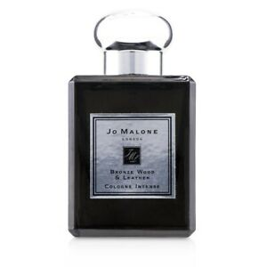 NEW Jo Malone Bronze Wood & Leather Cologne Intense Spray (Originally Without