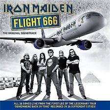 Iron Maiden - Flight 666: The Original Soundtrac NEW CD