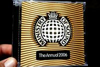 The Annual 2006 - Ministry Of Sound, 2CD  -  CD, VG