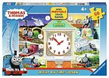 Ravensburger - Thomas the Tank Engine 07327 -  Right on Time Puzzle - Brand New