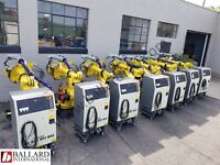 7 - FANUC R-2000iB 210F Robots w/ R30iA Controller - Complete Robotic Systems!