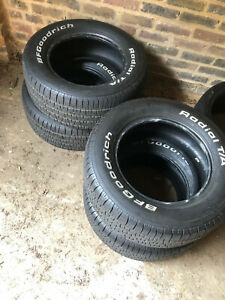 BFGoodrich Radial T/A tyres