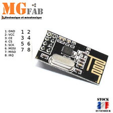 Module NRF24L01+ 2.4GHz Transceiver Wireless | Arduino Mysensors wireless NRF24