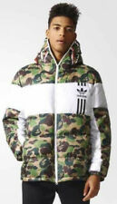 Adidas Originals Winter ID96 Down Bape Puffer Jacket Camo WGM New Bathing Ape