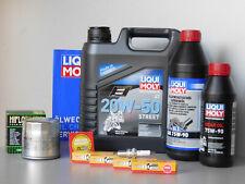 Wartungs - Set - BMW K 100 RS - Öl, Ölfilter, Zündkerze, Inspektion, Service