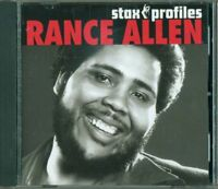 Rance Allen - Stax Profiles Cd Perfetto