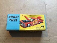 Corgi Ghia L.6.4, no241, box only