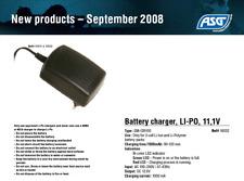 ASG - Battery charger, LI-PO, 11.1V