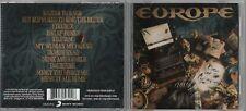 Europe - Bag of Bones  (CD, May-2012, Gain)