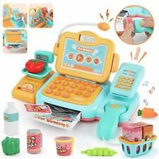 JoyGrow Smart Cash Register Pretend Play Toys with