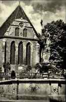 Kirchen Motiv-Postkarte DDR 1960 Kirche in ARNSTADT Thüringen AK ungelaufen