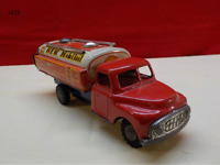 Vintage Tin SHELL Tanker Truck Toy JAPAN
