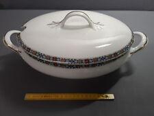 antigua Sopera porcelana blanca limoges french antigua vintage