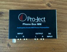 Pro-Ject Phono Box MM - Audiophile Grade MM Phono Preamplifier