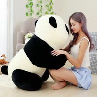 70Cm Giant Cute Plush Doll Toy Stuffed Animal Panda Pillow Standing Bear Gift