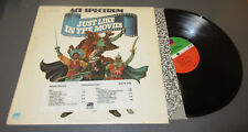 Ace Spectrum - Just Like In The Movies LP - Atlantic PROMO NM