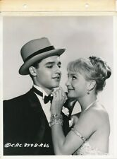 SAL MINEO SUSAN OLIVER Vintage 1959 THE GENE KRUPA STORY KEY BOOK Portrait Photo