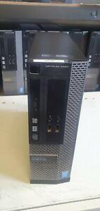 Dell Optiplex 3020 Small Form Factor SFF Slim Intel I3-4130 RAM HDD SSD Desktop