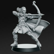 LEGOLAS 32mm EL SEÑOR DE LOS ANILLOS (The lord of the rings)  LOTR  DnD ROL D&D