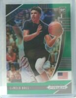 LaMelo Ball 2020 Prizm Green Prizm rookie rc # 3 super hot rookie invest now $$$