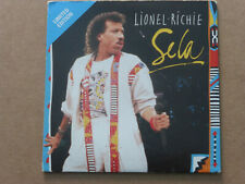 Lionel Richie: Se La (Deleted Limited Edition 3 track CD Single in Card Sleeve)