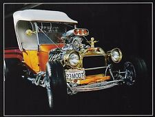 "*Postcard-""1923 Custom Ford Model T""  -Classic- (#79)"