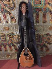 More details for rare fine zozef 3/ 6 string trichordo bouzouki greek handmade tzoura saz