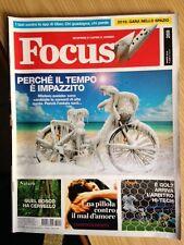 RIVISTA FOCUS SCOPRIRE E CAPIRE IL MONDO n. 269 Marzo 2015