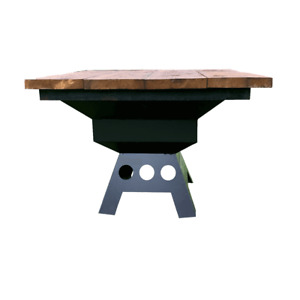 Fire Pit and Patio Heater - that doubles as a garden table